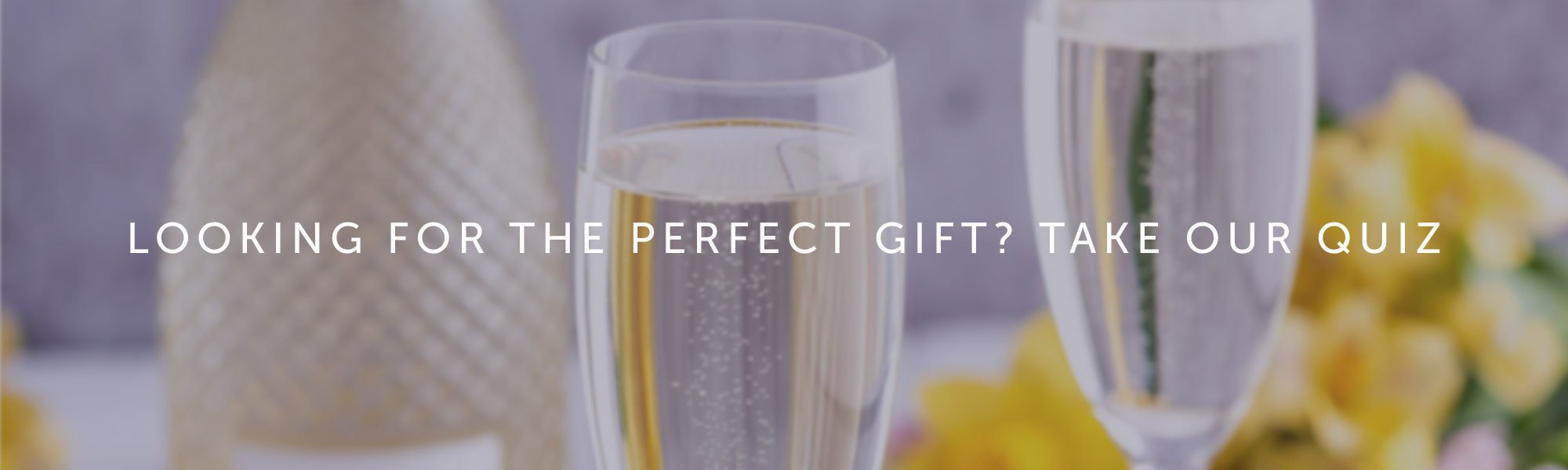 Looking for the perfect gift? Take our quiz
